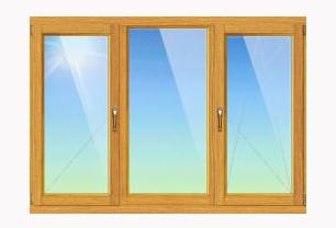окна из лиственницы в компании ОкнаДока