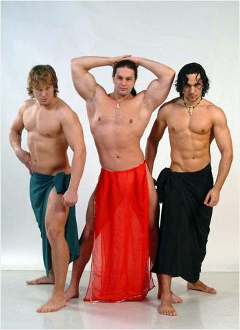 desperado мужское эротическое шоу: